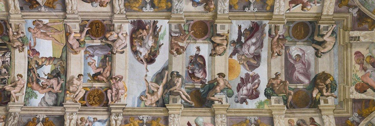 Cappella-Sistina-Soffitto