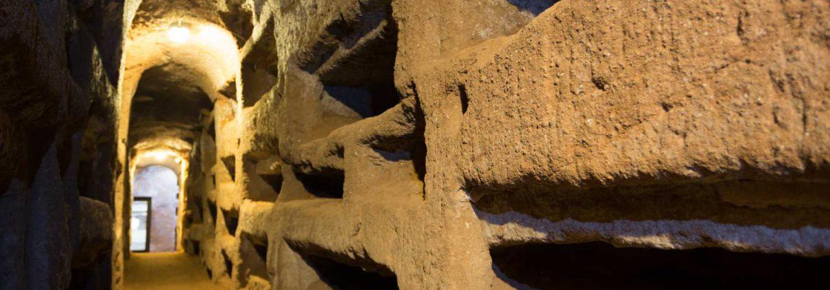 Visita Catacumbas Roma