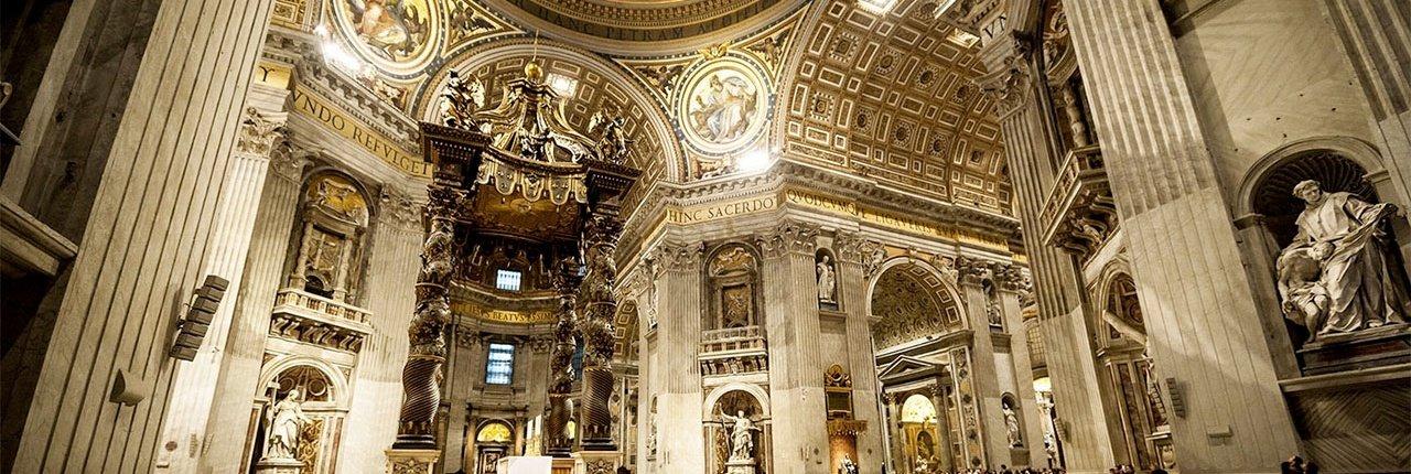 basilica-di-s.pietro-baldacchino-altare