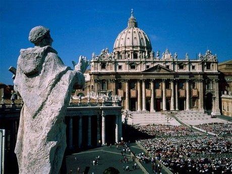 Benção Papal