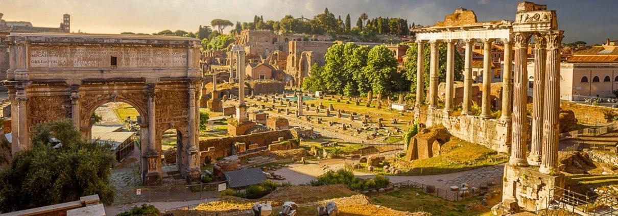 Panorama Foro Romano