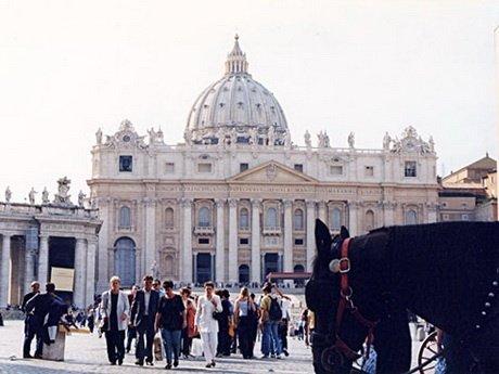 Visita Basilica de São Pedro