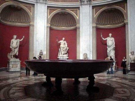 Visita Museus Vaticanos